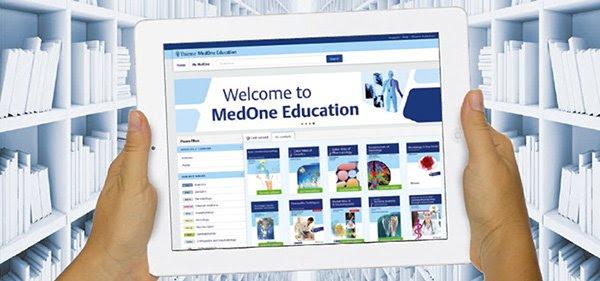 medone education logo